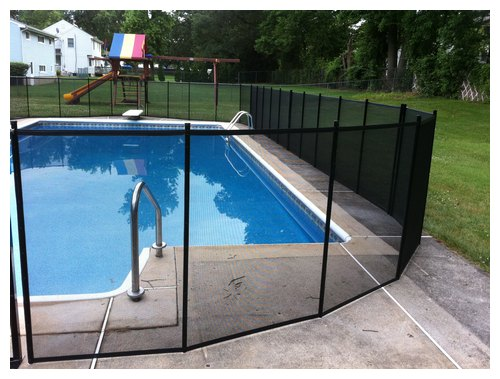 Pool Fencing Projects in New Jersey
