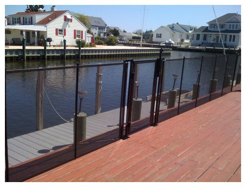 Pool Safety Fencing Projects in New York